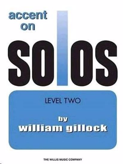 GILLOCK:ACCENT ON SOLOS 2
