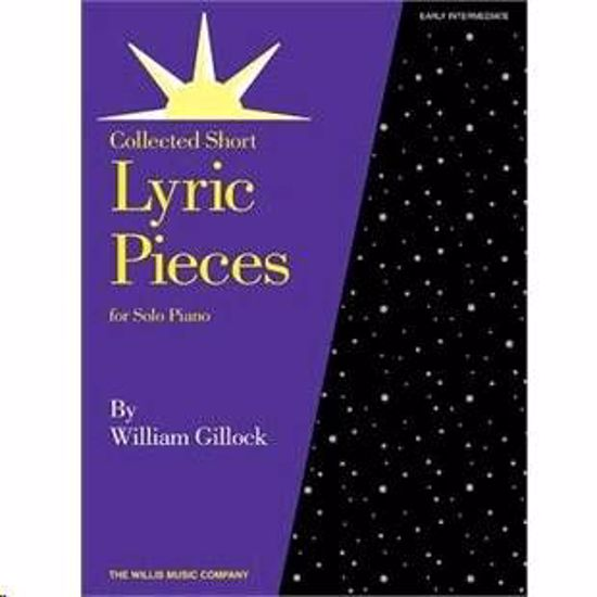 GILLOCK:LYRIC PIECES FOR SOLO PIANO