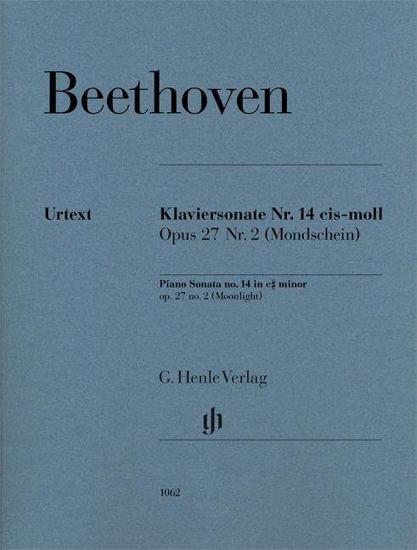 BEETHOVEN:PIANO SONATA OP.27 NO.2 MOONLIGHT