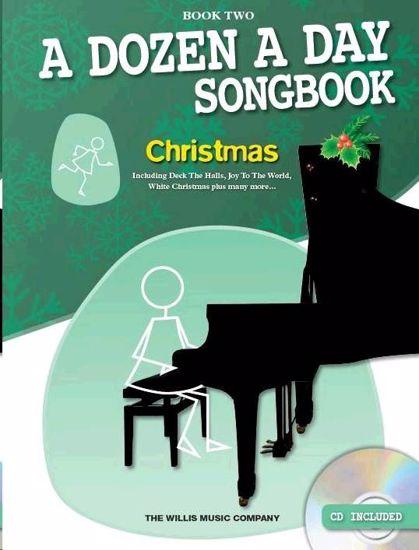 A DOZEN A DAY SONGBOOK CHRISTMAS 2+CD