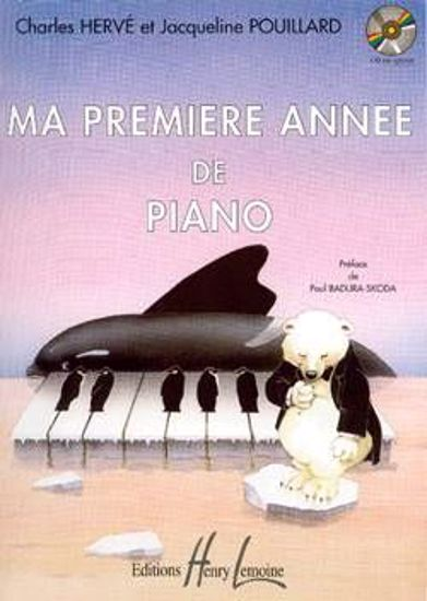 HERVE:MA PREMIERE ANNEE DE PIANO (MOJE PRVO LETO KLAVIRJA)