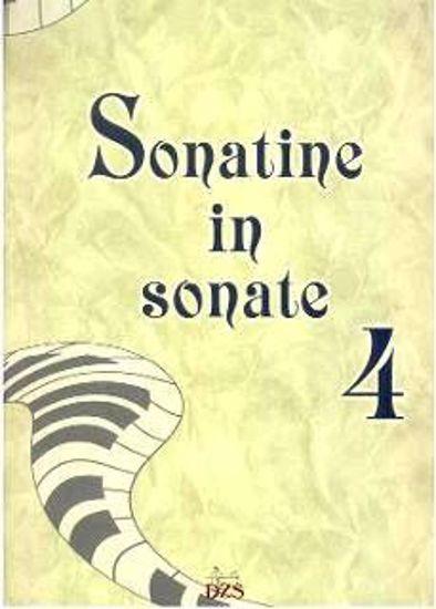 KVARTIČ:SONATINE IN SONATE 4