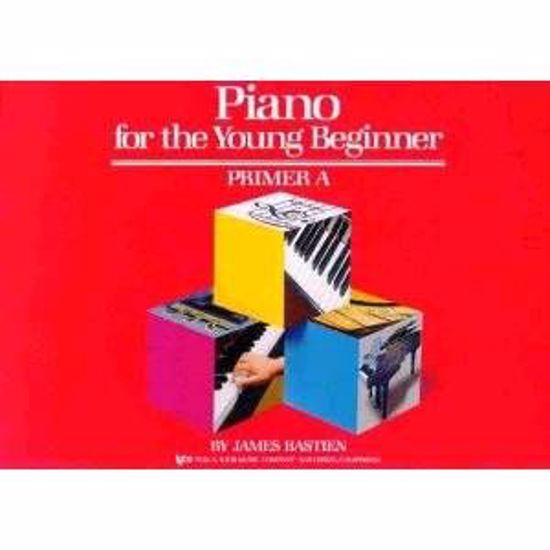 BASTIEN:PIANO FOR THE YOUNG BEGINNER PRIMER A