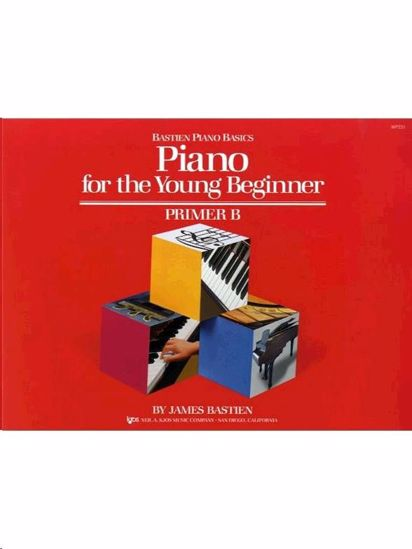 BASTIEN:PIANO FOR THE YOUNG BEGINNER PRIMER B