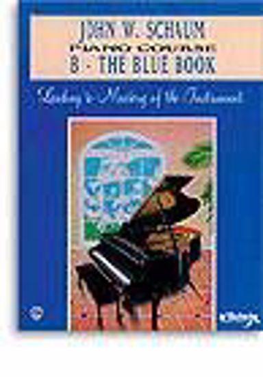 SCHAUM:PIANO COURSE B THE BLUE BOOK