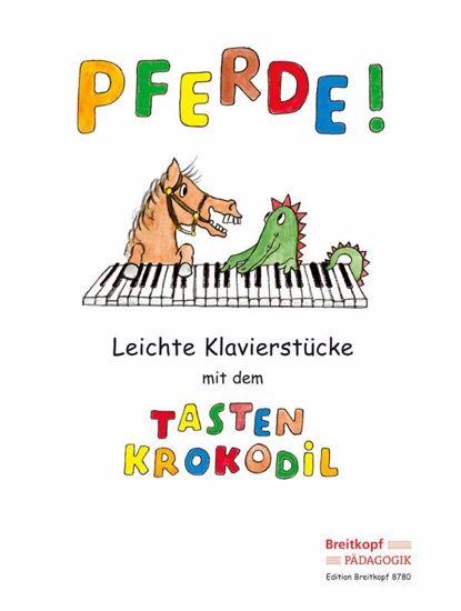 HAAS:PFERDE! PIANO SOLO EASY PIANO PIECES