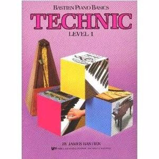 BASTIEN:TECHNIC LEVEL 1
