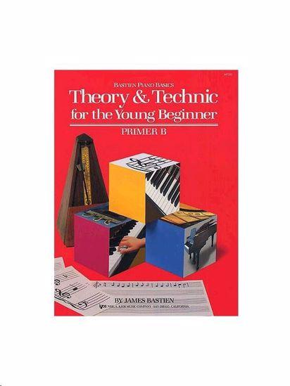 BASTIEN:THEORY & TECHNIC PRIMER B