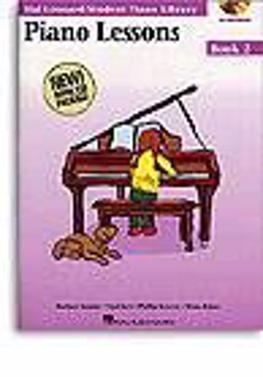 HAL LEONARD:PIANO LESSONS 2 +CD