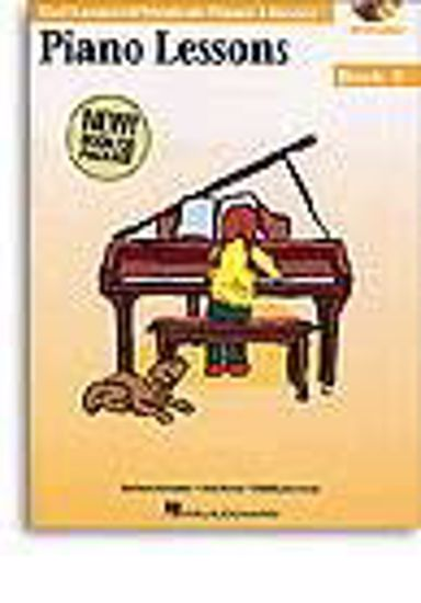 HAL LEONARD:PIANO LESSONS 3 +CD