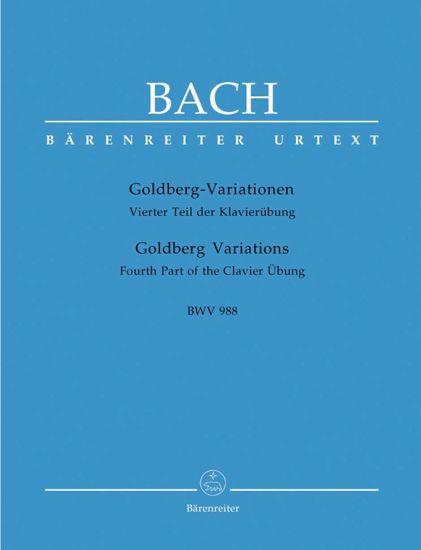 BACH J.S.:GOLDBERG VARIATIONS