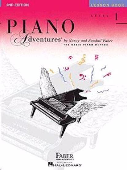 FABER:PIANO ADVENTURES LESSON 1