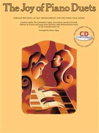 THE JOY OF PIANO DUETS +CD
