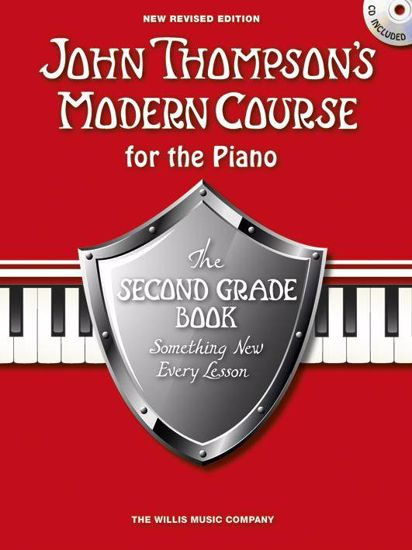 THOMPSON:MODERN COURSE FOR THE PIANO 2+CD