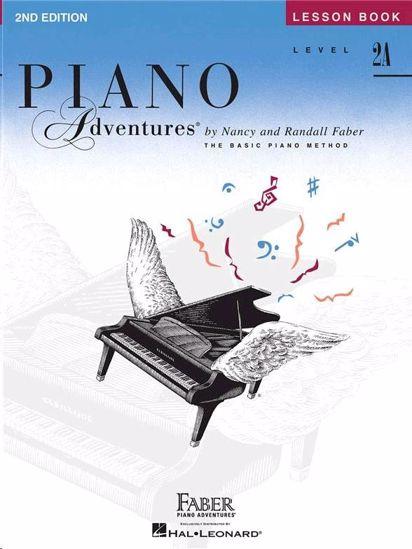 PIANO ADVENTURES LESSON LEVEL 2A