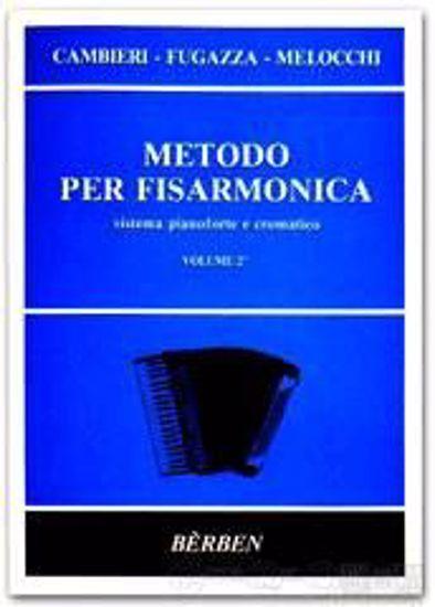 CAMBIERI:METODO PER FISARMONICA VOL.2