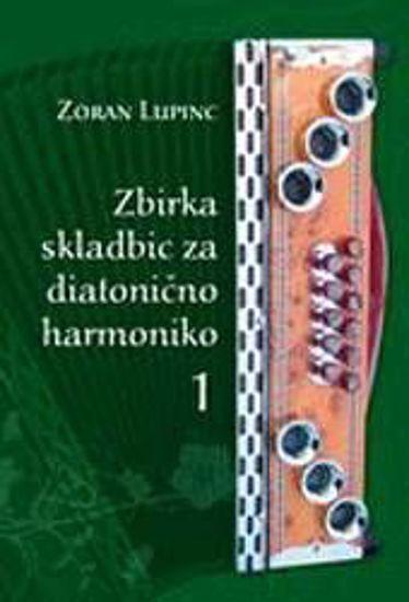 LUPINC-ZBIRKA SKLAD.ZA DIATONIČNO HAR.1