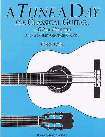 HERFURTH:A TUNE A DAY FOR CLASSICAL GUITAR 1