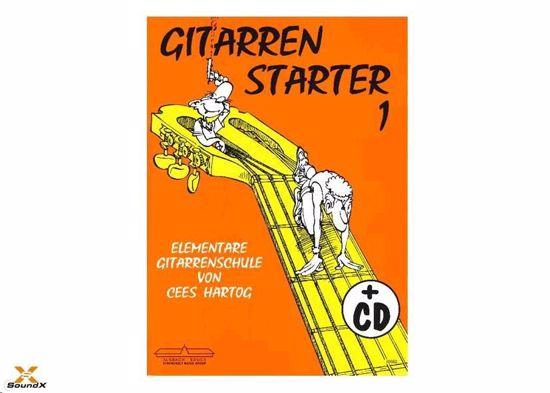 HARTOG:GITARREN STARTER 1+CD