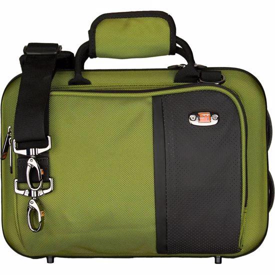 PROTEC Slimline kovček za klarinet - zelen