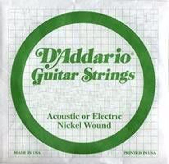 Struna D'Addario za E-Kitaro NW030