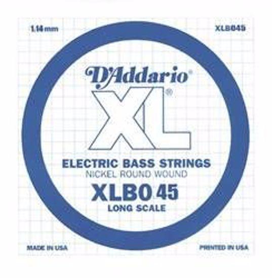 Struna D'Addario za bas Kitaro XLB045