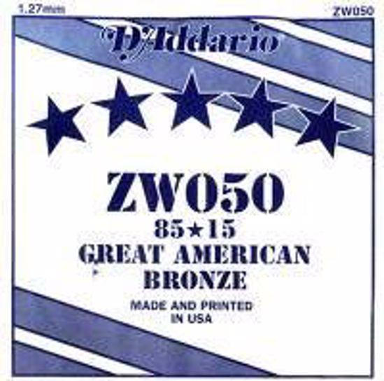 DAddario struna za akustično kitaro ZW050