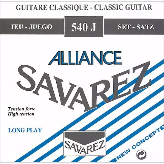 Struna Savarez kitara ALLIANCE BLEU A5 545J
