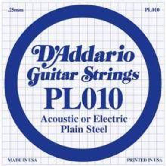 DAddario struna za akustično ali električno kitaro PL010