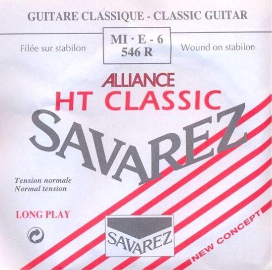 Struna Savarez kitara 6E 546R