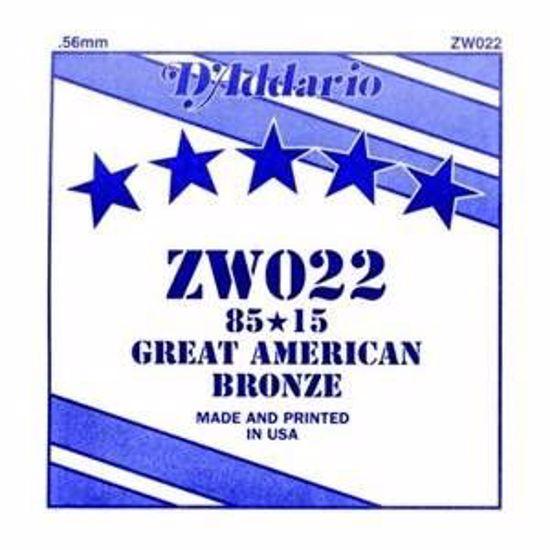 DAddario struna za akustično kitaro ZW022