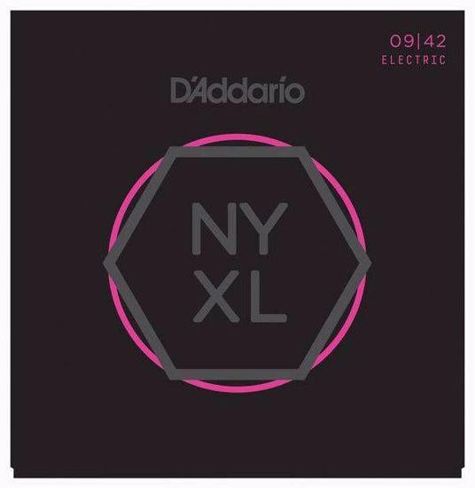 DAddario strune za električno kitaro NYXL0942  009-042
