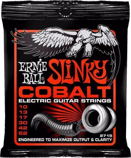 ERNIE BALL strune za električno kitaro SET 2715 010-052 Cobalt