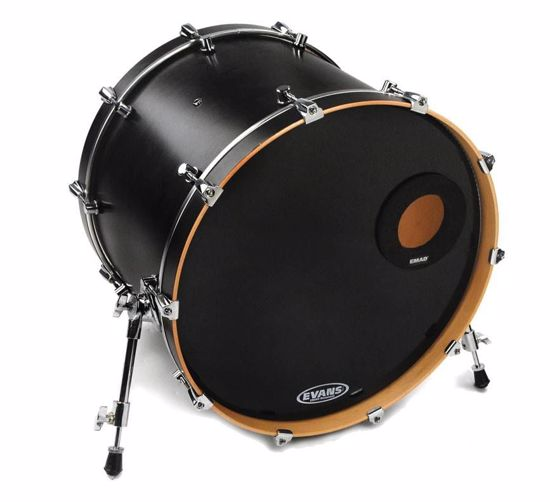 "Opna Evans EMAD Bass Resonant 22"" BD22REMAD"