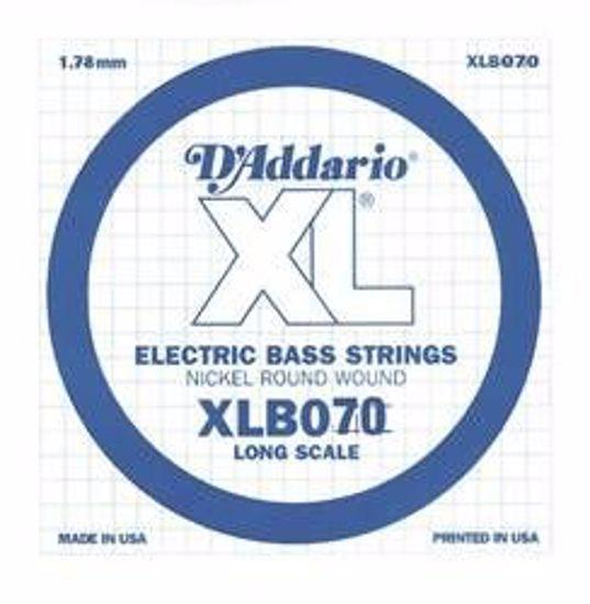 Struna D'Addario za bas Kitaro XLB070