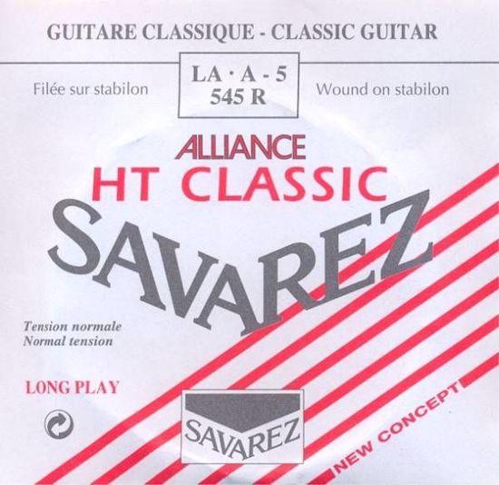 Struna Savarez kitara 5A 545R