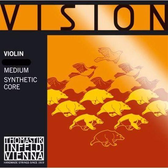 VISION STRUNA ZA VIOLINO E VI01 MEDIUM