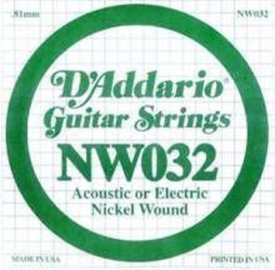 DAddario struna za električno kitaro NW032