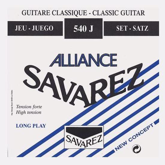 Strune Savarez Alliance kitara 540J