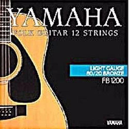 YAMAHA SET AKUSTIKA FB-1200