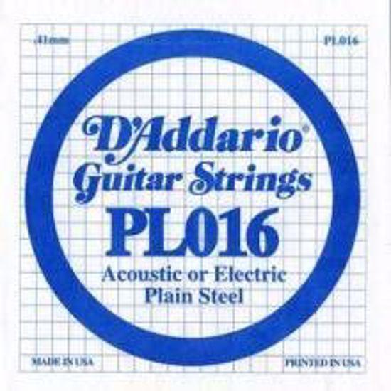 Struna D'Addario za Ak.Kitaro PL016