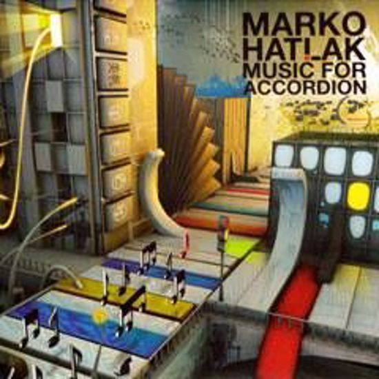 MARKO HATLAK MUSIC FOR ACCORDION