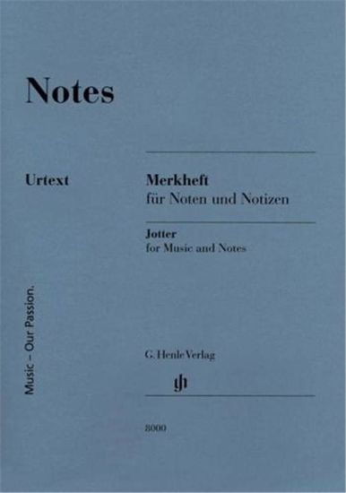 HENLE NOTES 8005