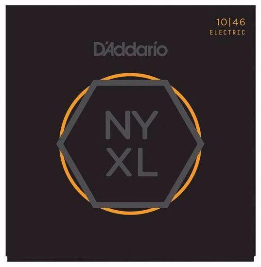 DAddario strune za električno kitaro NYXL1046  010-046