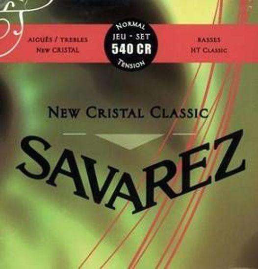 Strune Savarez New Cristal Classic red 540CR standardtension