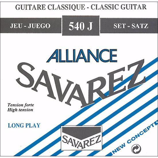 Struna Savarez kitara ALLIANCE BLEU D4 544J