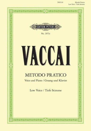 VACCAI:METODO PRATICO LOW VOICE
