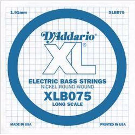 DAddario struna za bas kitaro XLB075