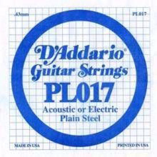 DAddario struna za akustično ali električno kitaro PL017