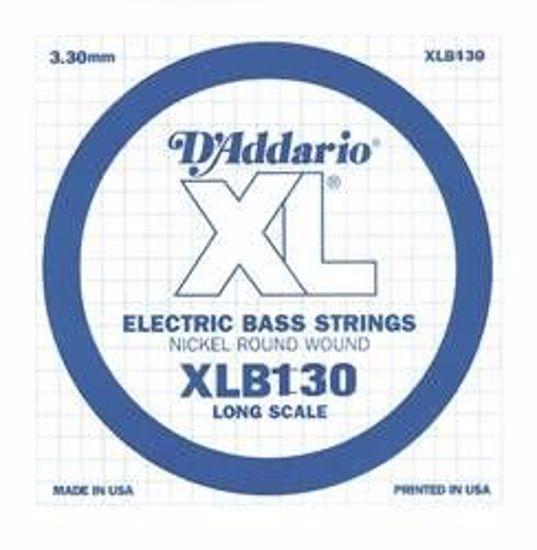 Struna D'Addario za bas Kitaro XLB130